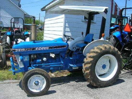 1987 Ford 3910 Tractor For Sale At Equipmentlocator Com