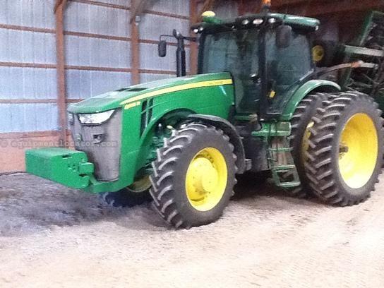 John Deere 400 Fenders : John deere r tractor for sale at equipmentlocator