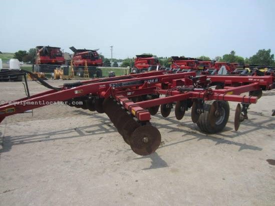 2000 Case IH 730B, 18', Pull Type, Hyd Section Fold Deep Till For Sale