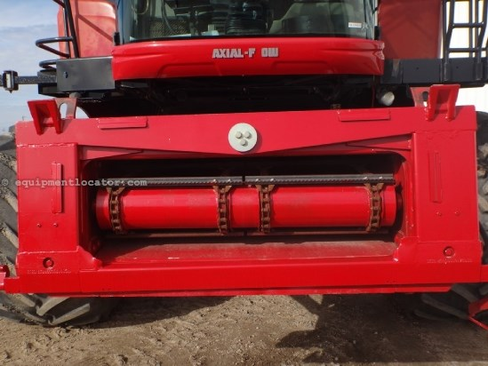 2004 Case IH 8010, 2187 Sep Hr, PRO 600, RT Combine For Sale