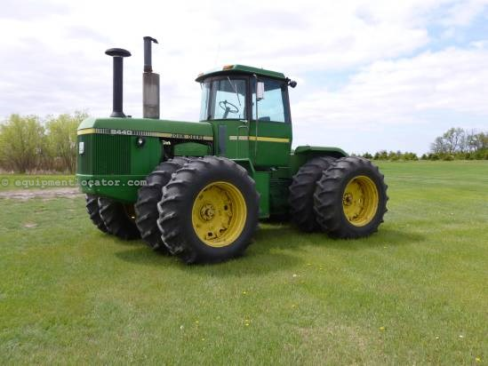 1979 John Deere 8440 Tractor For Sale