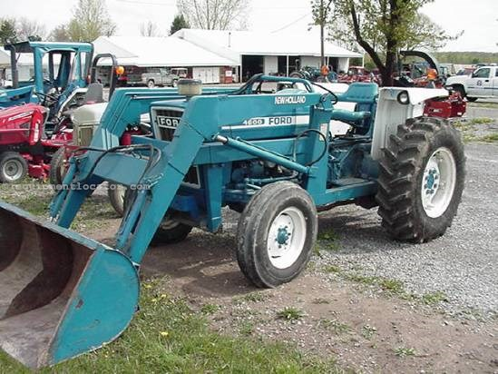 4600 Ford Tractor Hydraulic System : Ford tractors for sale