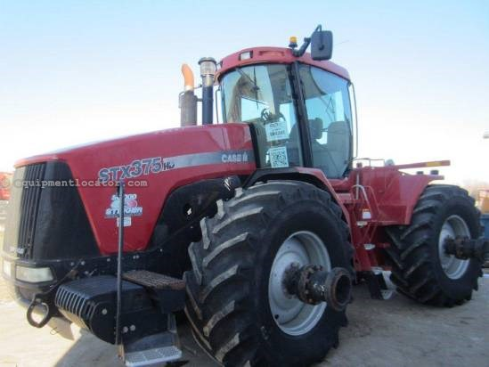 2005 Case IH STX375 Tractor For Sale