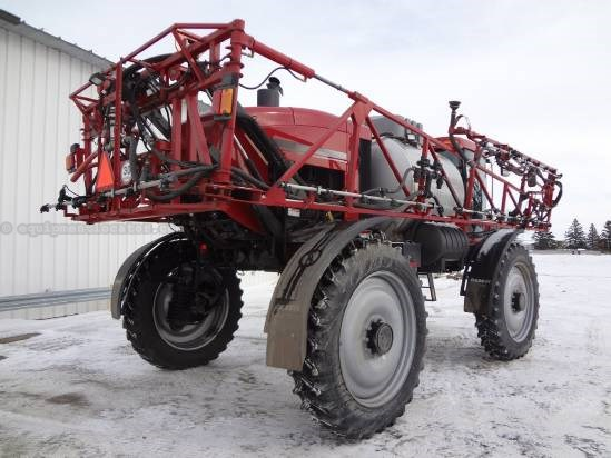 2009 Case IH SPX4420 Sprayer-Self Propelled For Sale