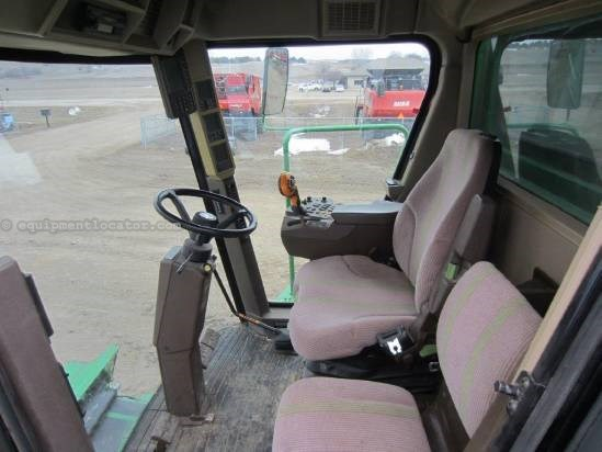 2003 John Deere 9650, 1870 Sep Hr, Contour, AHH, Chopper, Spreader Combine For Sale