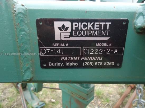 2007 Pickett 12 Misc. Ag For Sale
