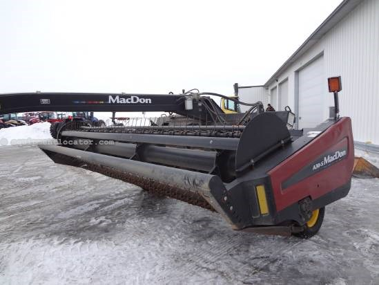 2007 MacDon A30 Mower Conditioner For Sale