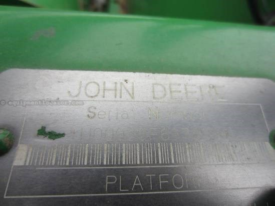 2002 John Deere 930F, 30', Fits 8820-9600-9610, Contour, HHC Header-Flex For Sale
