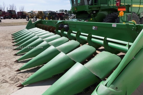 2009 John Deere 612C, 12R30, FT, 9760/9860/9770/9870 Header-Corn For Sale