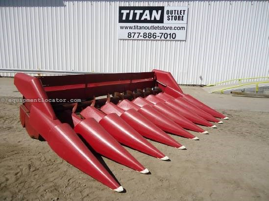 NULL Case IH 8 Header-Corn For Sale