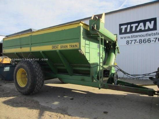 NULL Brent 910 Grain Cart For Sale