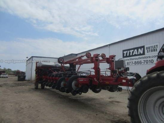 2010 Case IH 1250, 24R30, 4957 Acres, Air Clutches,  Planter For Sale