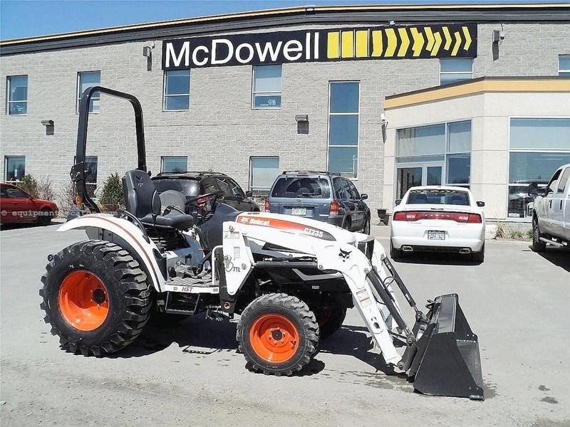 2012 Bobcat CT440 9TL Tractor For Sale at EquipmentLocator com