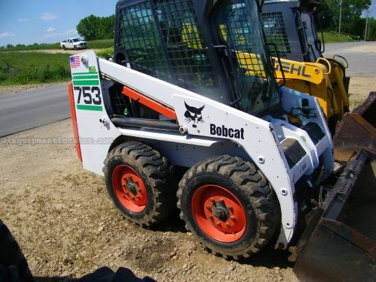 Bobcat 753 Skid Steer For Sale At Equipmentlocatorcom