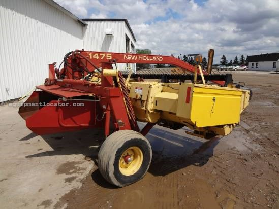 1998 New Holland 1475 Mower Conditioner For Sale
