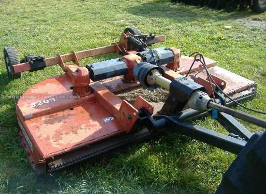 Bush Hog 3209 Rotary Cutter For Sale At Equipmentlocator Com