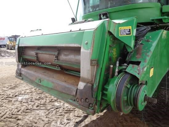 1997 John Deere 9600 Combine For Sale