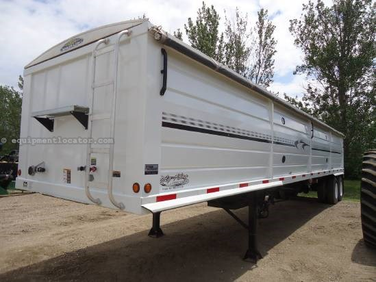 2011 Precision 40 Hopper Bottom Trailer For Sale