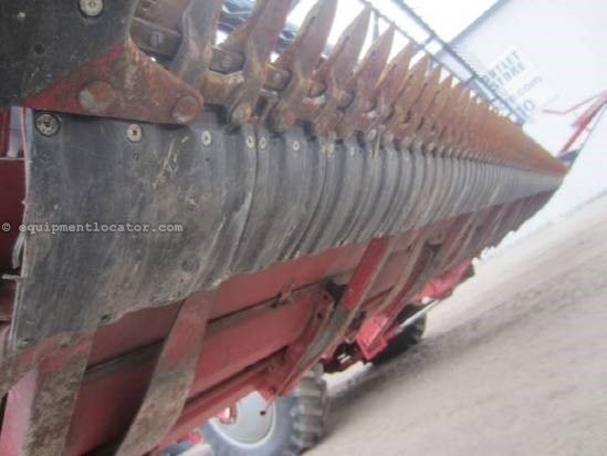 2002 Case IH 1020, 30', Fits 1688/2188/2366/2388 Header-Flex For Sale