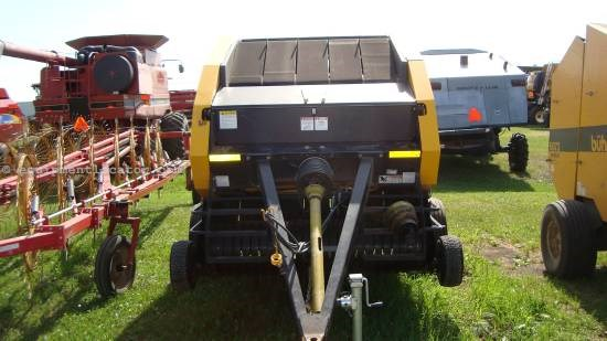 NULL Buhler RB6072 Baler-Round For Sale