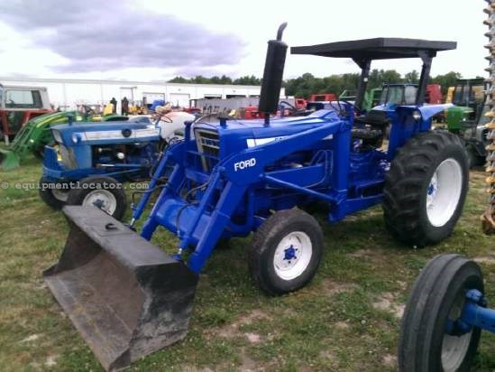 Ford 5600 Tractor : Ford tractor for sale at equipmentlocator