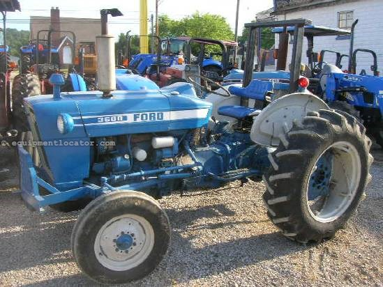 Ford 3600 Diesel : Ford tractor for sale at equipmentlocator