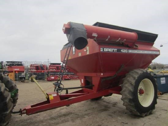 NULL Brent 420 Grain Cart For Sale