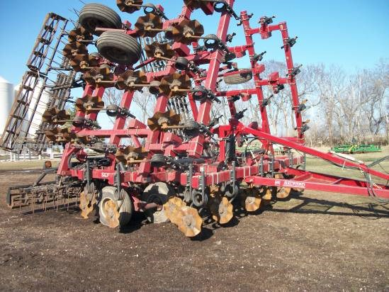 2011 Salford 570 Vertical Tillage For Sale