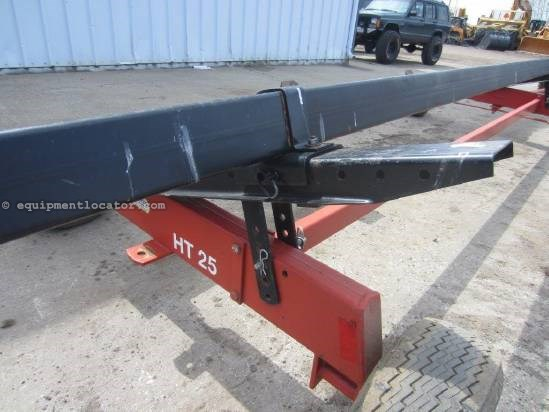 NULL Brent HT25 Header Trailer For Sale