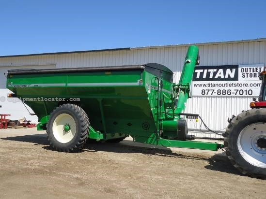 NULL Unverferth 1110 Grain Cart For Sale