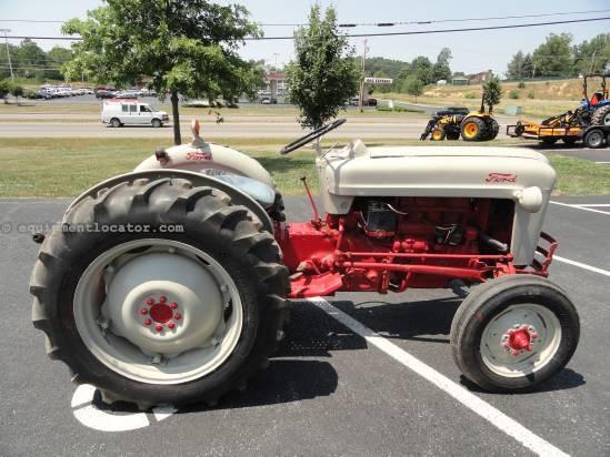 600 Ford Tractor Model : Ford tractoren te koop at equipmentlocator