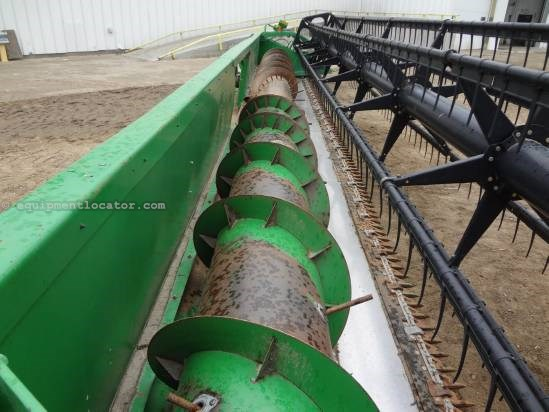 2000 John Deere 930F - 30 ft, AHHC (9600,9610,9650,9750) Header-Flex For Sale