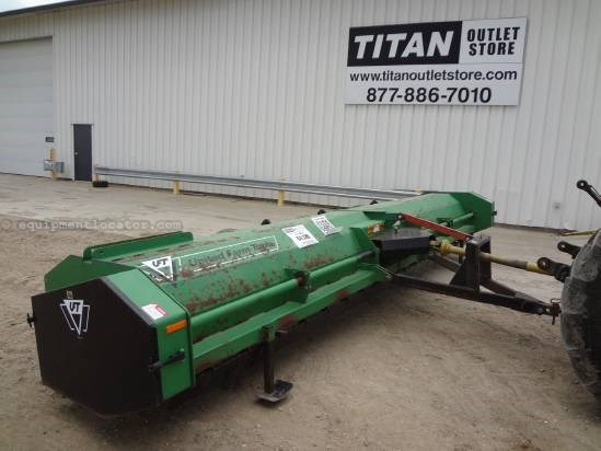 United Farm Tools 6000 - 20 ft, 1000 pto, Drawbar Hitch Flail Mower For Sale
