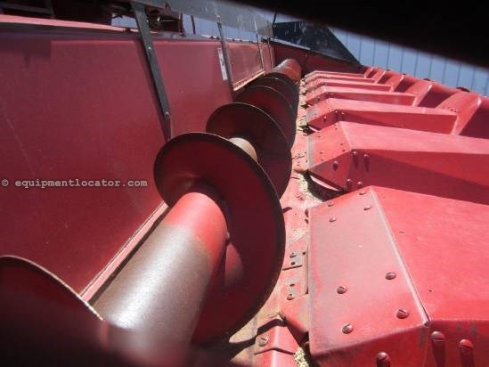 1998 Case IH 1083 Header-Corn For Sale