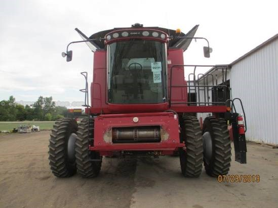 2009 Case IH 5088, 621 Sep Hrs, UPTIME READY!, FT Combine For Sale