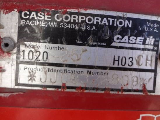 2000 Case IH 1020 Header-Flex For Sale