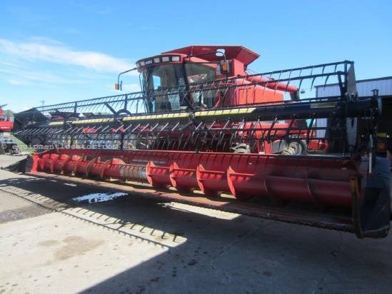 2004 Case IH 1020 Header-Flex For Sale