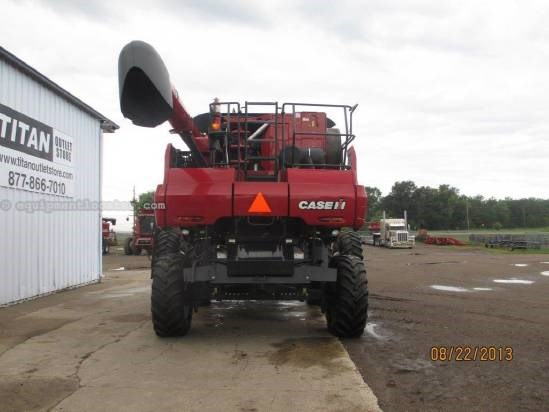 2009 Case IH 7120, 931 Sep Hrs,Crary Switch, FT, RT, Chopper  Combine For Sale
