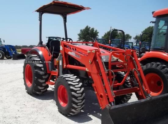 Kioti Tractor Seat : Kioti dk tractor for sale at equipmentlocator