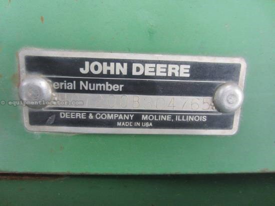"1993 John Deere 7200, 12R30, 15"" Discs, Front Fold, NO Monitor Planter For Sale"