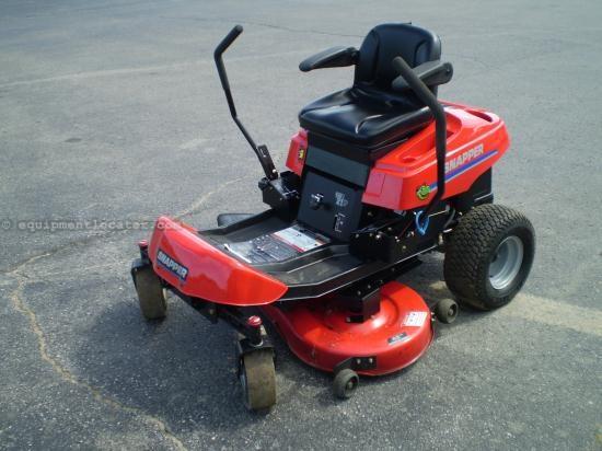 Snapper 150Z Riding Mower For Sale at EquipmentLocator com