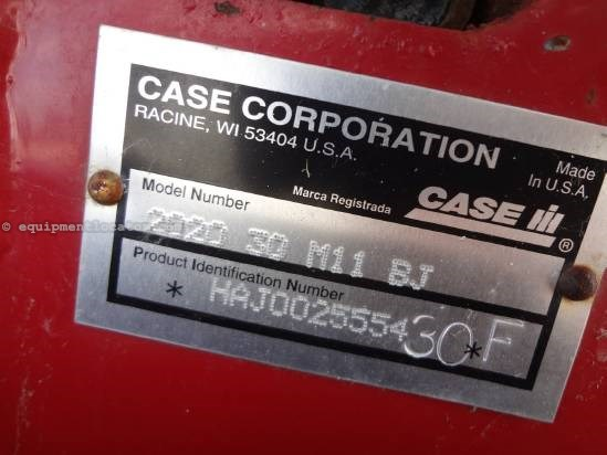 2003 Case IH 2020 Header-Flex For Sale