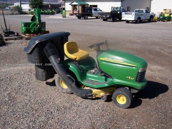 1999 john deere lt133 riding mower for sale at equipmentlocator com rh equipmentlocator com John Deere LT155 Belt Diagram John Deere LT166 Manual