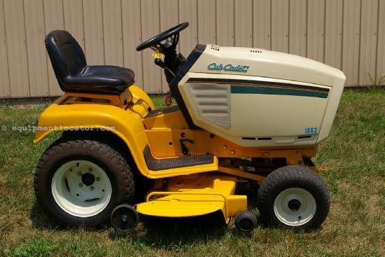 cub cadet 1863 riding mower for sale at. Black Bedroom Furniture Sets. Home Design Ideas