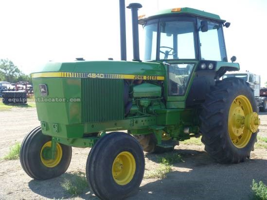 1979 John Deere 4840 Tractor For Sale