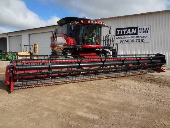 2007 Case IH 2020-35 ft, FT (7010,8010,7120,8120) Header-Flex For Sale