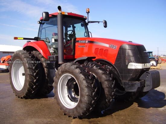 Used Case IH Magnum 305 Tractors for Sale
