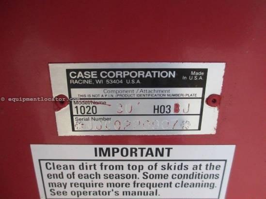1996 Case IH 1020 Header-Flex For Sale