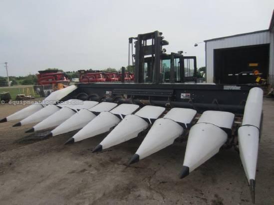 2010 Harvest Tech 4308C, 8R30, Fits R65/R72/R75 Header-Corn For Sale