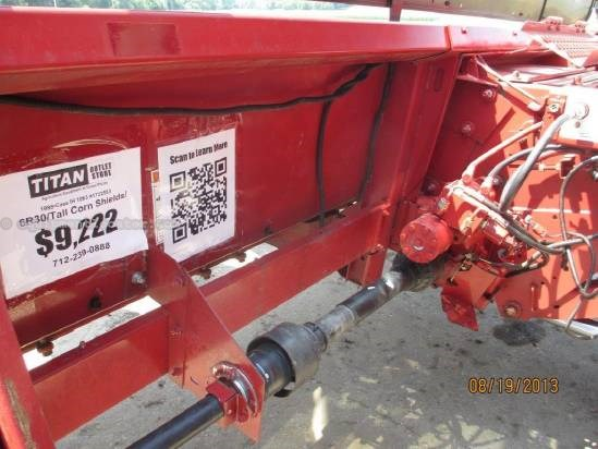 1998 Case IH 1063, 6R30, (1680/2166/2366), Knife Rolls  Header-Corn For Sale